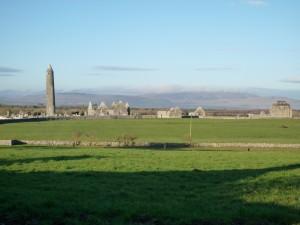 monastic settlement