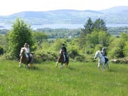 Irish Horse Riding - Vacation